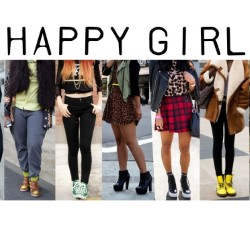 Review: Happy Girl
