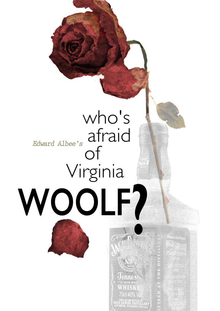an analysis of religion in whos afraid of virginia woolf by edward albee
