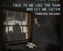 Review: Ivan's Widow and Talk to Me Like the Rain and Let Me Listen