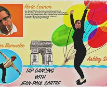 Review: Tap Dancing with Jean-Paul Sartre