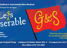 Less Miserable (Gilbert and Sullivan's Improbably New Musical)